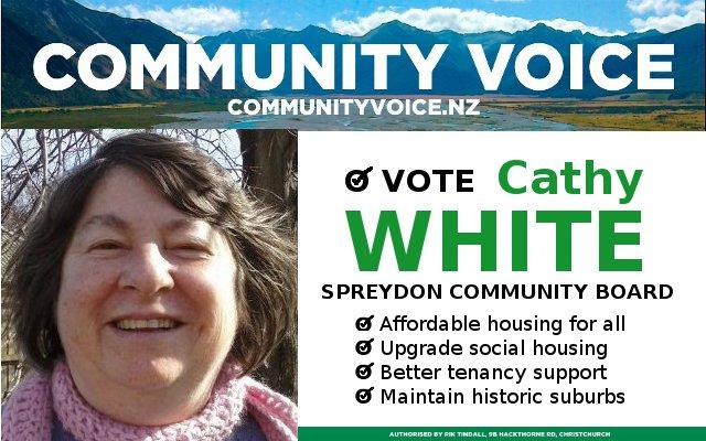Cathy White draft billboard 22Aug2016